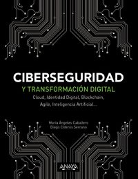 CIBERSEGURIDAD Y TRANSFORMACION DIGITAL - CLOUD, IDENTIDAD DIGITAL, BLOCKCHAIN, AGILE, INTELIGENCIA ARTIFICIAL...