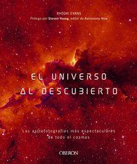 El universo al descubierto - Rhodri Evans