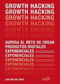 Growth Hacking - Supera El Reto De Crear Productos Digitales Exponenciales - Luis Diaz Del Dedo
