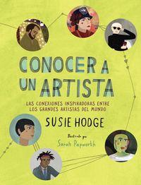 Conocer A Un Artista - Susie Hodge