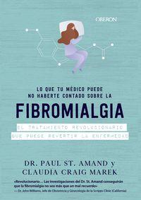 FIBROMIALGIA - LO QUE LOS MEDICOS CALLAN