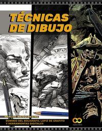 TECNICAS DE DIBUJO - DOMINIO DEL BOLIGRAFO, LAPIZ DE GRAFITO Y HERRAMIENTAS DIGITALES