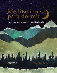 MEDITACIONES PARA DORMIR - DESCOMPRIME LA MENTE Y CONCILIA EL SUEÑO