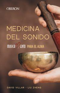 MEDICINA DEL SONIDO - MUSICAMENTO PARA EL ALMA