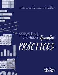 storytelling con datos - ejemplos practicos - Cole Nussbaumer Knaflic