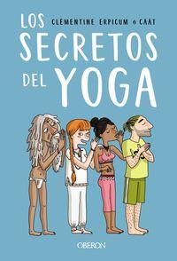 Los secretos del yoga - Clementine Erpicum
