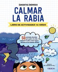 CALMAR LA RABIA - LIBRO DE ACTIVIDADES PARA NIÑOS