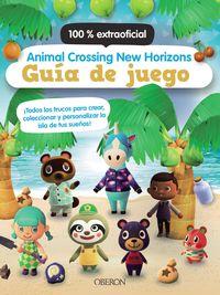 ANIMAL CROSSING NEW HORIZONS - GUIA DE JUEGO
