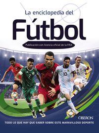LA ENCICLOPEDIA DEL FUTBOL - PUBLICACION CON LICENCIA OFICIAL DE LA FIFA