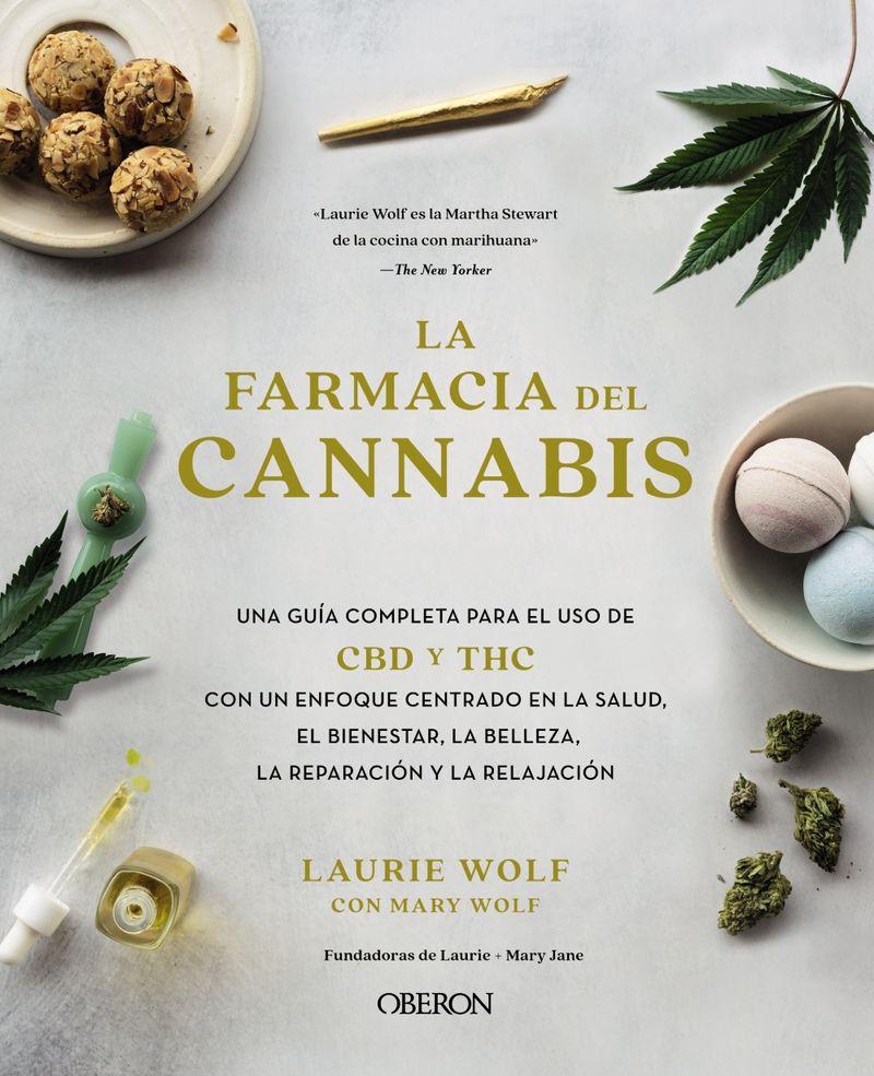 LA FARMACIA DEL CANNABIS
