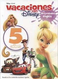 5 YEARS - VACACIONES CON DISNEY - MAS ACT. INGLES