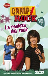 REALEZA DEL ROCK, LA - CAMP ROCK