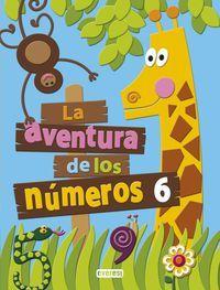 EI - AVENTURA DE LOS NUMEROS 6