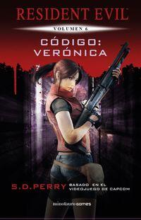 RESIDENT EVIL 5 - CODIGO VERONICA