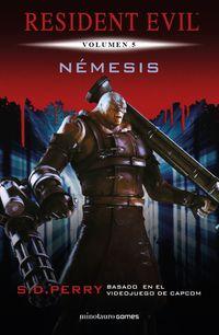 RESIDENT EVIL 6 - NEMESIS