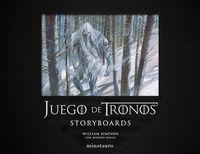JUEGO DE TRONOS - STORYBOARDS