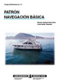 Patron Navegacion Basica - Ricardo Gaztelu-Iturri Leicea / Itsaso Ibañez Ferrnandez