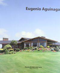 EUGENIO AGUINAGA - PREMIO MUNIBE 2000 SARIA ARKITEKTURA