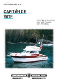Capitan De Yate - Ricardo Gaztelu-Iturri Leicea / Itsaso Ibañez Fernandez / Ramon Fisure Lanza