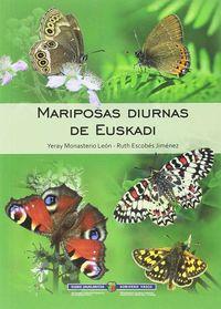 Mariposas Diurnas De Euskadi - Yeray Monasterio Leon / Ruth Escobes Jimenez