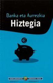 BANKA ETA AURREZKIA HIZTEGIA