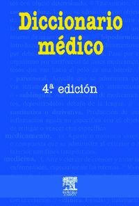 DICC. MEDICO (4ª ED)
