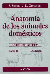Anatomia De Los Animales Domesticos Ii (5ª Ed. ) - Septimus  Sisson  /  James Daniels  Grossman