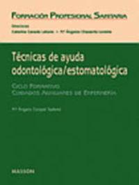 TECNICAS DE AYUDA ODONTOLOGICA / ESTOMATOLOGICA