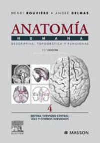 (11 ED) ANATOMIA HUMANA 4 - SISTEMA NERVIOSO CENTRAL