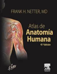 Atlas De Anatomia Humana - Frank Henry Netter