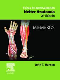 Fichas De Autoevaluacion - Netter Anatomia - Tronco (2ºed) - F. H.  Netter  /  J. T.  Hansen