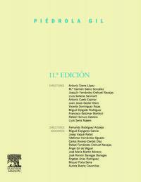 Medicina Preventiva Y Salud Publica (11ª Ed. ) - Piedrola Gil