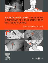MASAJE AVANZADO (+DVD)