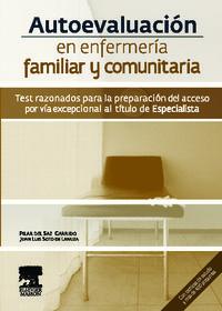 AUTOEVALUACION EN ENFERMERIA FAMILIAR Y COMUNITARIA - TEST RAZONADOS