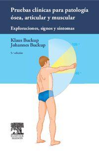 PRUEBAS CLINICAS PARA PATOLOGIA OSEA, ARTICULAR Y MUSCULAR
