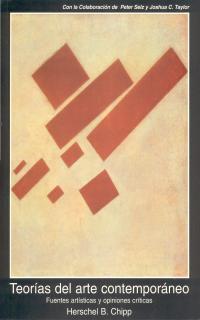 Teorias Del Arte Contemporaneo - Herschel B. Chipp