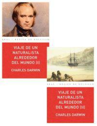VIAJE DE UN NATURALISTA ALREDEDOR DEL MUNDO (2 VOLS. )