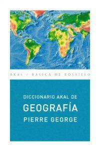 DICC. AKAL DE GEOGRAFIA