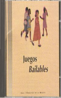 Juegos Bailables - Aa. Vv.