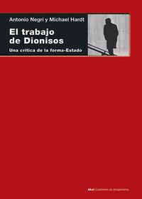 TRABAJO DE DIONISOS, EL
