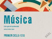 ESO 1 / 2 - MUSICA GUIA (+CD)