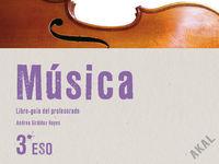 ESO 3 - MUSICA GUIA (+CD)