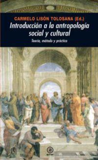 INTRODUCCION A LA ANTROPOLOGIA SOCIAL Y CULTURAL