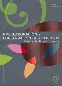 GM - PREELABORACION Y CONSERVACION DE LOS ALIMENTOS GUIA