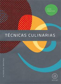 Gm - Tecnicas Culinarias - Aa. Vv.