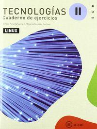 ESO 3 / 4 - TECNOLOGIAS II CUAD. - LINUX