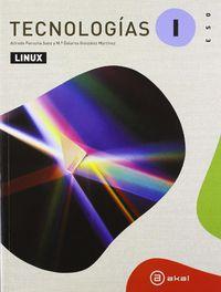 ESO 1 / 2 - TECNOLOGIAS I - LINUX