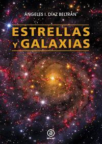 Estrellas Y Galaxias - Angeles Isabel Diaz Beltran