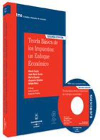(2ª Ed. )  Teoria Basica De Los Impuestos - Un Enfoque Economico (+cd) - Merce Costa