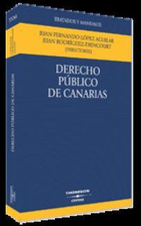 DERECHO PUBLICO DE CANARIAS